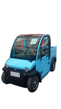 Good quality electric car with cargo tank/2015 new type pickup electric car /Electric pickup