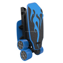 China Wholesales 4-wheel custom good price flying electric skateboard