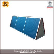 SHENGLIN superior materials CE certified Hot Selling copper tube aluminum fin type evaporator WITH FACTORY PRICE
