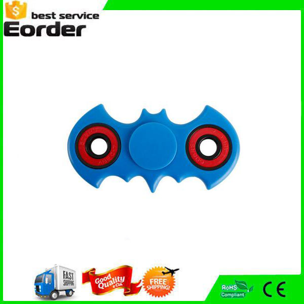 Bat Hand Spinner Funny Eudcational Toy Pocket Fidget Spinners