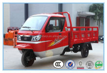 china chongqing best selling150-300 cc closed cabin new 3 wheel motorcycle