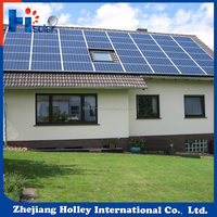 New products on china market 2kW/220Vac/50Hz poly-crystal solar energy system