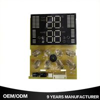 Standard Fr4 1.6mm Security System Pcb Pcba Board Supplier
