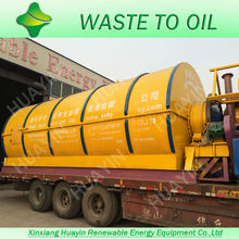 Non pollution used oil waste oil recycling Without emission