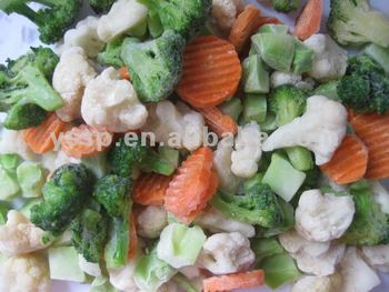 supply frozen mix vegetables