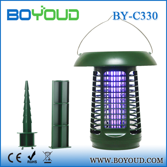New product continuously about 48 hours solar insecticidal lamp