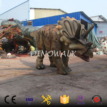 DW-0286 Four Legs Hidden Leg Walking Realistic Dinosaur Costume For Sale