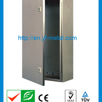 Telecommunication Distribution Box Waterproof Metal Enclosure