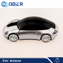 Made in China Mini Portable Car Shape Mouse Bluetooth Wireless Mouse