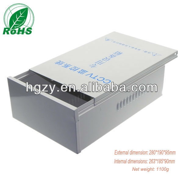 Wiring boxes CCTV monitoring system special assembly box