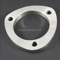 CNC Exhaust Pipe Flange for catalytic converter,auto exhaust pipe flange