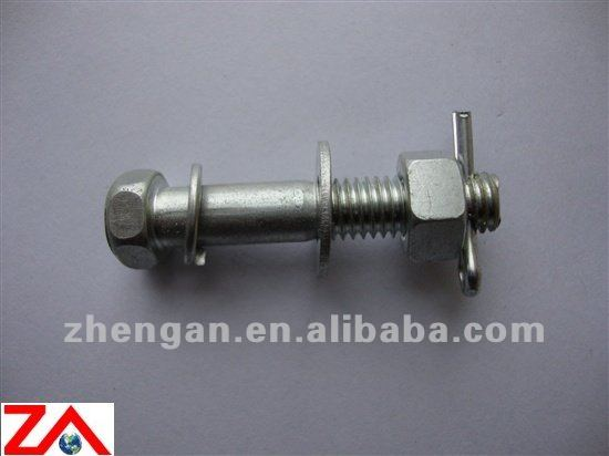 high strength clip bolt