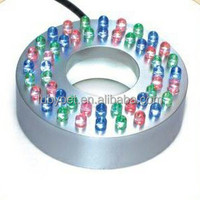 LR-48 Series LED Garden Pond Fountain Light Ring for water garden with higher quality