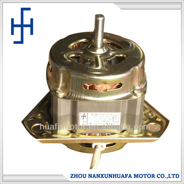 used washing machine motor with high quality