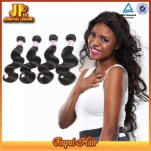 JP Hair 100% Human Virgin Brazilian Hair Of Princess Brazilian Hair