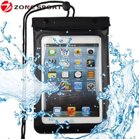 Hot sale High quality pvc waterproof tablet case,dustproof,Sandproof,waterproof tablet pc ip67