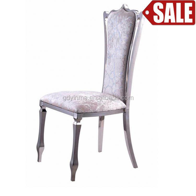 Good quality hotel durable black empire chair for dining