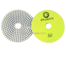 Engineered Stone Wet Polishing Pads