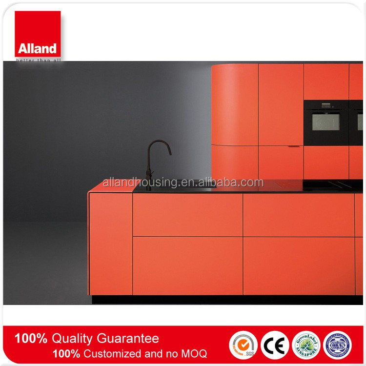 Free design kitchen cabinet made in china