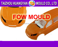 2014 OEM perfect plastic injection ABS car model mould