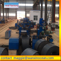 new arrival welding pipes maiking mill Coil Slitting Machine