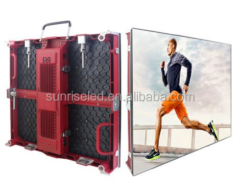 p3.91mm p4.81mm rental led l display in alibaba with super light weight for easy carry