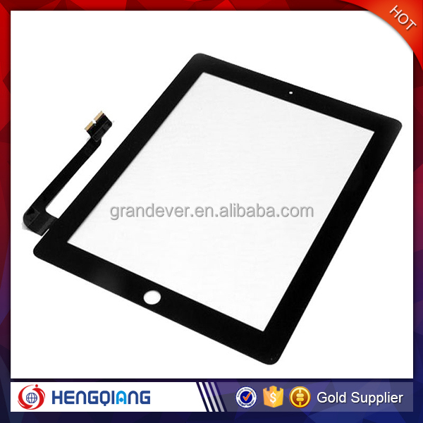 Superior quality tablet accessories touch screen assembly for ipad 3