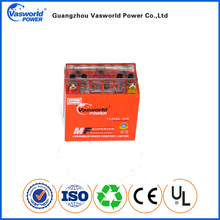 12V 4Ah 5Ah 6Ah 7Ah 8Ah 9Ah 10Ah Motorcycle Gel Battery