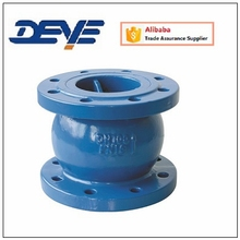 GG25 Cast iron Flanged Ends Vertical Silent Check Valve