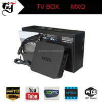 Amlogic S805 quad core mx mxq m8 android tv box 4k 3d mxq mxiii m8s ott tv box free porn video android4.4