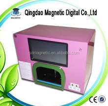 Professional Digital Nail Art Printer/Flower Nail Art Printing Machine