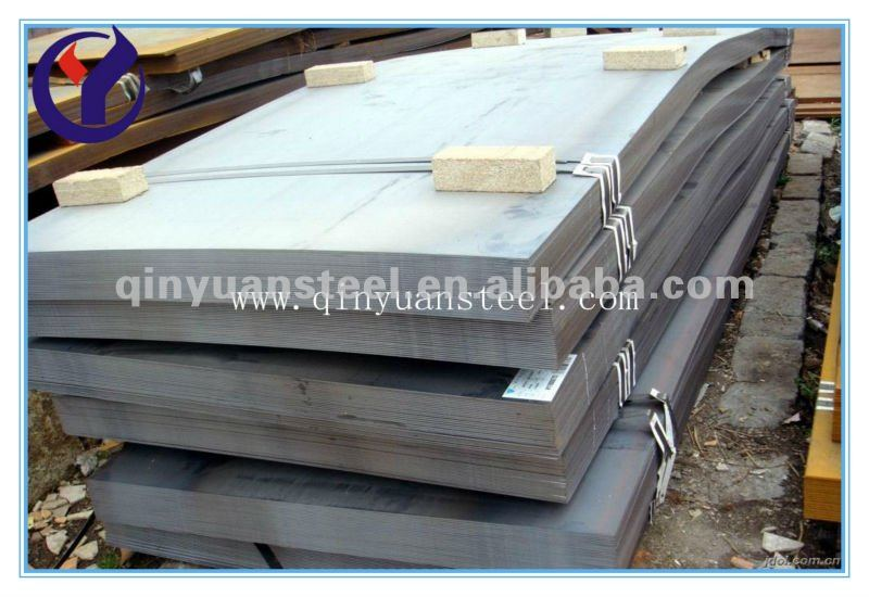 Q345B Hot Rolled low alloy steel plate
