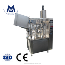 High Efficiency Automatic plastic Tube Filling and Sealing Machine / Laminated Tube Filler and Sealer