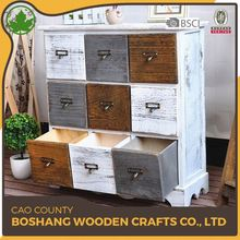 Competitive Price Antique Home Furniture Jewelry Storage Cabinet