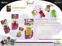 FUNNY BEAR AIR FRESHENER