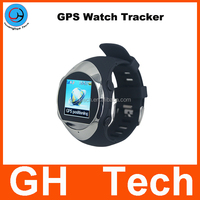 latest wrist watch mobile phone with real time gps tracking