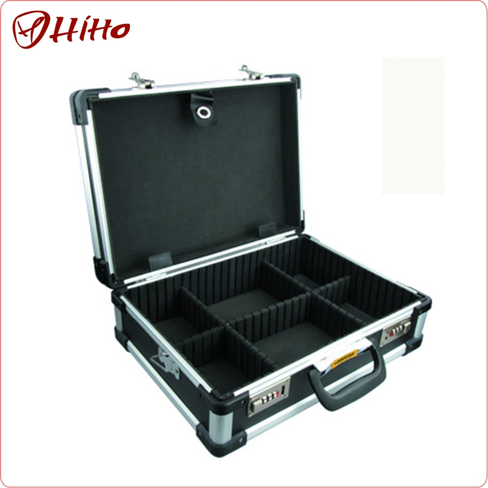 Customized Aluminum Professional Portable Hard Tool Case