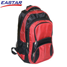 600D polyester fashion school bag casual laptop backpack