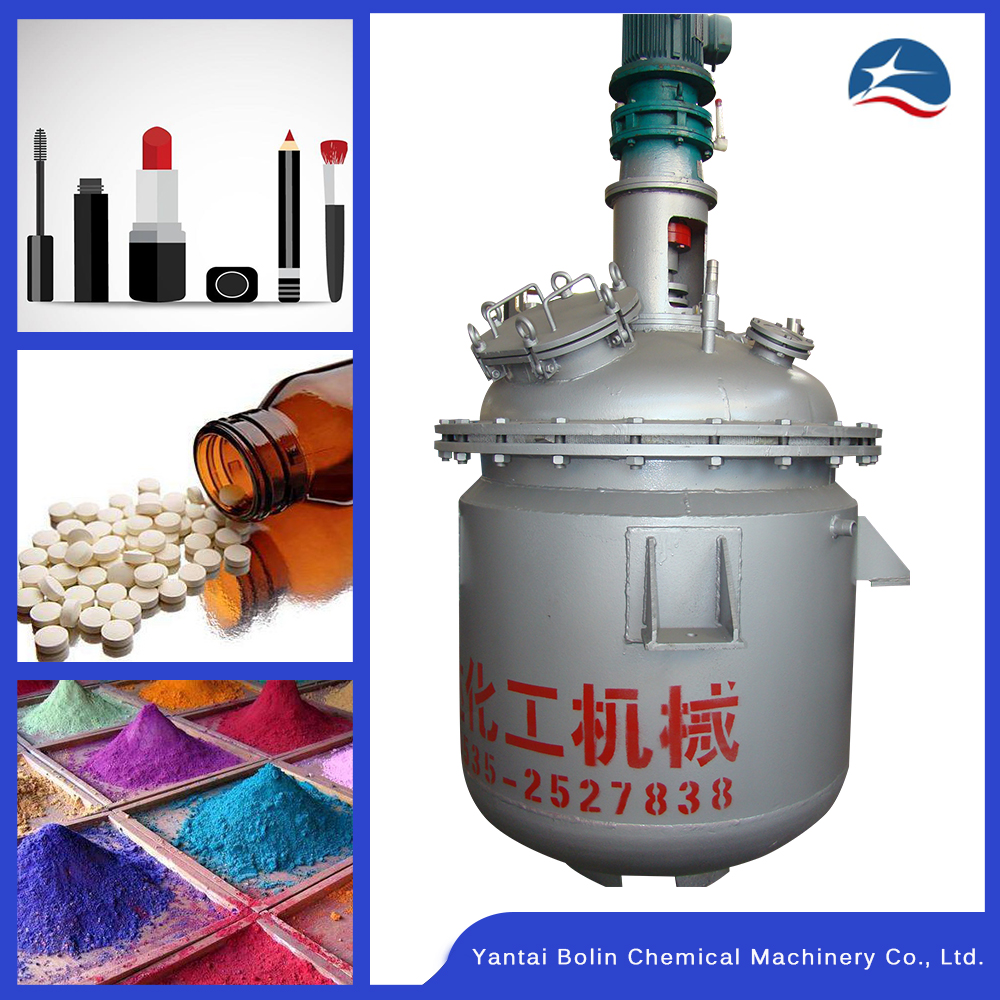 Reasonable oil heating reaction kettle tower reactor