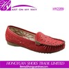 H&Y special design good quality comfortable women flat shoes