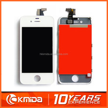 2016 best seller 3.5 inch IPS Screen LCD Touch Digitizer Glass for iphone 4S