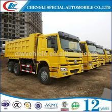 10 Wheels Dump Truck 20T 20T 6*4 Dump Truck with low price