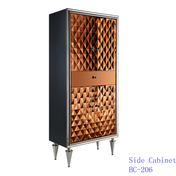 Modern Home Furniture Living Room Side Cabinet