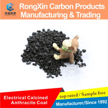 Excellent Quality Electrically Calcined Anthracite Coal for Carbon Anode Paste Used/Best Price per ton Anthracite Coal