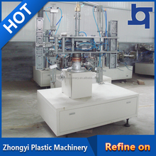 automatic bottle blowing machine plastic pipe extrusion blow molding machine