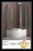 easy fit and easy clean cabine de douche S115