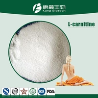 Chinese GMP factory bulk supply Bodybuilding supplements 99% L-Carnitine