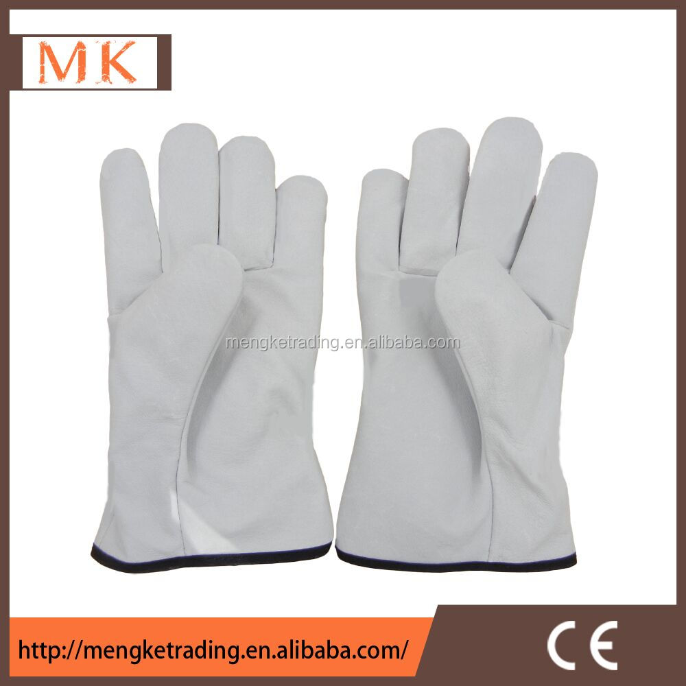 China supply driver leather glove
