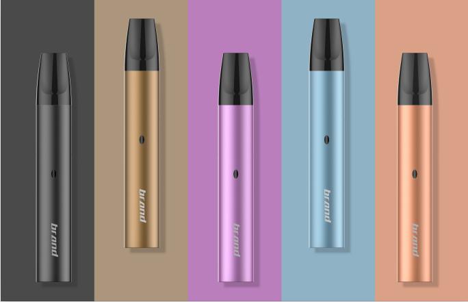 KIMREE New Arrival Disposable Vape Pen Vape Cartridge Pod Kits 2ml 250mAh Electronic Cigarettes