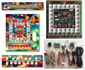 FM-10, Simple Kit of Metro Mario Game Machine / Slot Mario/ Fruit king casino machine slot coin operated gambling machine
